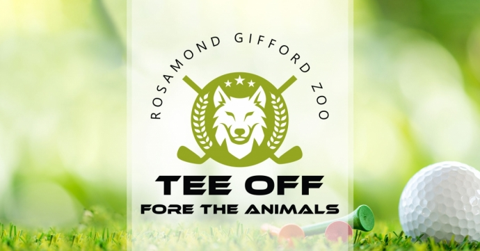 Tee Off FORE The Animals Golf Tournament
