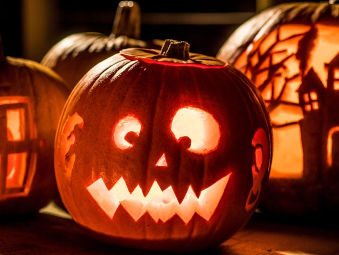 Free Halloween Trick Or Treat Drive-Thru